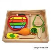 Fruit Music Set
