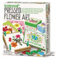 Pressed Flower Art