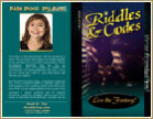 Riddles and Codes Cover with Photo
