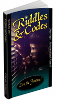 Riddles and Codes Cover