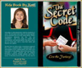 The Secret Code Cover with Photo