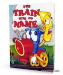 The Train with No Name - Book Cover